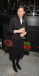 LADY SARAH CHATTO at a reception for the Friends of The Castle of Mey held at The Goring Hotel, London on 20th May 2008.<br />