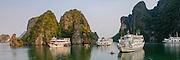 Halong Bay, Vietnam, Asia