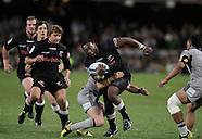 Rugby - S15 Sharks v Hurricanes