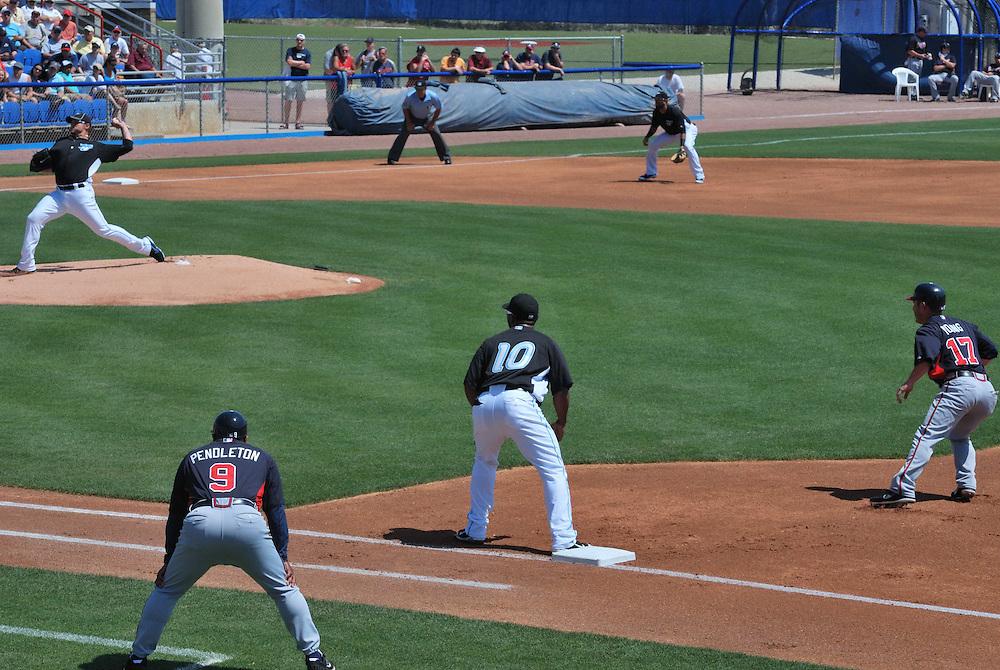 Braves vs Blue Jays - Dunedin, FL