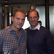 NLD/Amsterdam/20131003 -  Dad's moment , Ronald de Boer