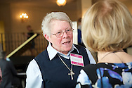 20160411, Monday, April 11, 2016, Quincy, MA, USA;  Annual Lovely Ladies Spring Social dinner to benefit My Brother's Keeper of Easton MA held at Granite Links Golf Club in Quincy MA on Monday evening April 11, 2016. The annual fundraiser is an all-female gathering save for My Brother's Keeper co-founder Jim Orcutt along with My Brother's Keeper president Erich Miller and Mission Advancement Director Vin Shea who joined the festivities.<br /> <br /> ( 2015 © lightchaser photography )