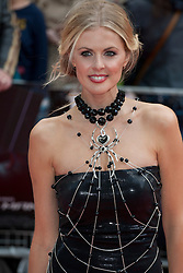 © licensed to London News Pictures. London, UK 18/06/2012. Jorgie Porter attending to the premiere of The Amazing Spider-Man today in Leicester Square. Photo credit: Tolga Akmen/LNP
