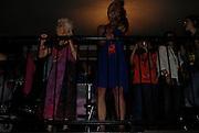 Patricia, Wendy, Vissaria, Maria and Audrey at the closing party.