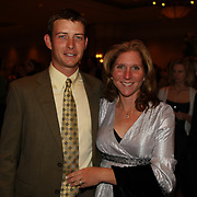 Jon and Jennifer Holling at the 2007 USEA Convention and awards dinner in Colorado Springs, CO, USA