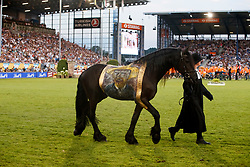 Opening ceremony, Guest country, The Netherlands<br /> CHIO Aachen 2017<br /> © Hippo Foto - Stefan Lafrentz<br /> 18/07/2017