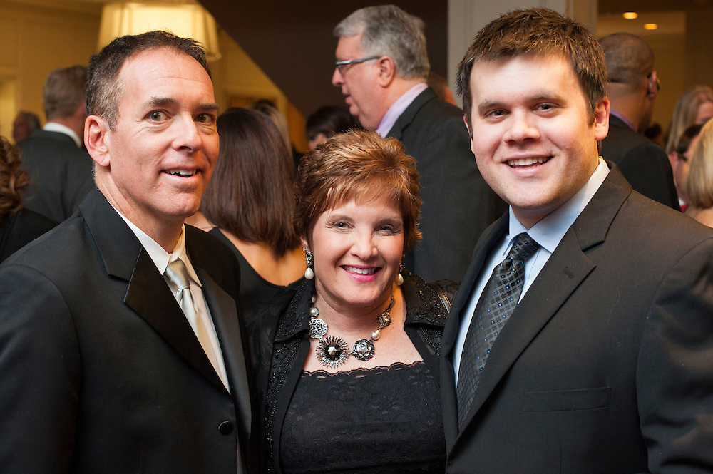Photograph from the 2014 Installation and New Year Gala for the Houston Apartment Association, celebrating the new presidency of Trey Stone | Photograph by Terry Mason on behalf of HiebertPhotography.com