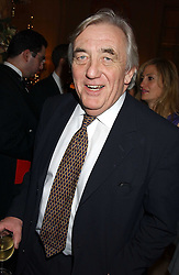BOB MARSHALL-ANDREWS QC at The Business Winter Party hosted by Andrew Neil at The Ritz Hotel, Piccadilly, London on 7th December 2005.<br /><br />NON EXCLUSIVE - WORLD RIGHTS
