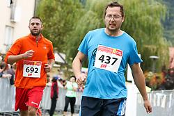 Domen Bele competes during 3. Konjiski maraton / 3rd Marathon of Slovenske Konjice, on September 27, 2015 in Slovenske Konjice, Slovenia. Photo by Urban Urbanc / Sportida