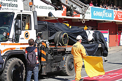 February 26, 2019 - Barcelona, Spain - the McLaren of Lando Norris during the Formula 1 test in Barcelona, on 26th February 2019, in Barcelona, Spain. (Credit Image: © Joan Valls/NurPhoto via ZUMA Press)