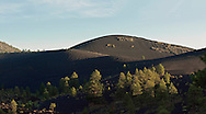 Sunset Crater Volcano National Monument, Flagstaff, Coconino County, Arizona, USA