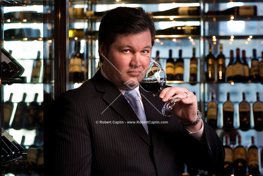 Richard Hales, Wine Director.