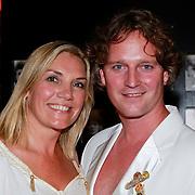 NLD/Amsterdam/20110528 - Toppers in Concert 2011, Gallyon van Vessem en partner Greg de Jong