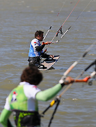 07.05.2011, Strandbad Podersdorf am See, Burgenland, AUT, Surfworldcup, im Bild Feature Kitesurfer // during surfworldcup at podersdorf, AUT, burgendland, lido podersdorf, 05-07-2011,  EXPA Pictures © 2011, PhotoCredit: EXPA/ M. Gruber