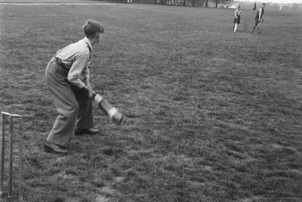 Cricket, Park, London, 1934