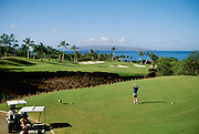 Makena Golf Course, Wailea, Maui, Hawaii