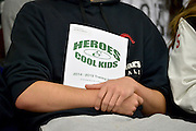 Heroes and Cool Kids program, sponsored by United Water, Holmdel, NJ 11/13/14.