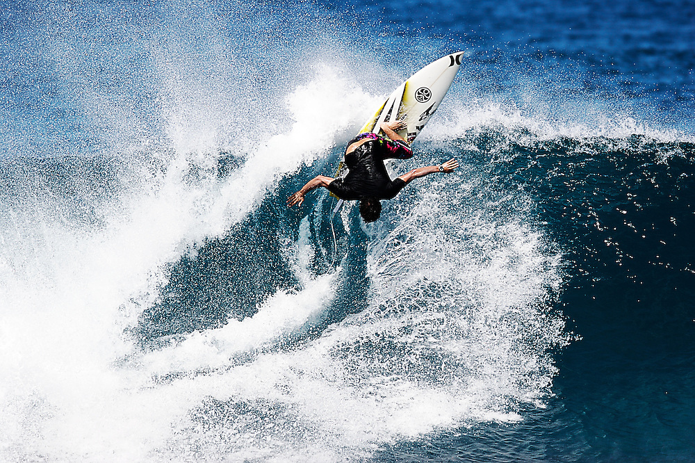 an essay on the sport of surfing Surfing is a water sport in which the wave rider, referred to as a surfer, rides on the forward or face part of a moving wave surfing originates from the native people of the pacific islands the surfer paddles out, lying on a foam or hard epoxy board, to the point where the wave breaks.