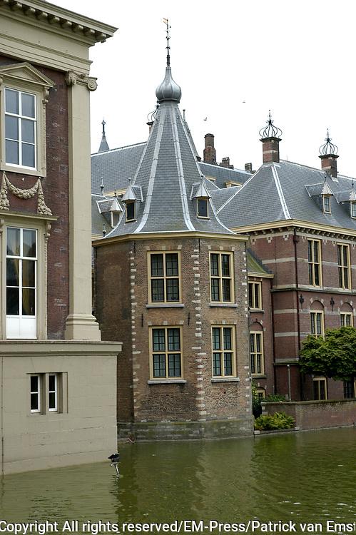 """Foto genomen in den Haag, Politieke hoofstad van Nederland.<br /> <br /> Photo taken in The Hague, Political Capitol of the Netherlands<br /> <br /> Torentje van de Minister President.<br /> <br /> Place where the Minister presend has his workchambers.<br /> <br /> Het Vredespaleis is een geschenk van de Amerikaan Andrew Carnegie aan de gemeente Den Haag. Het paleis heeft de naam Vredespaleis gekregen om duidelijk te maken dat het zeer belangrijk is inspanningen te verrichten om internationale geschillen op te lossen om zo de wereldvrede te kunnen handhaven. Het paleis is het resultaat van een internationale prijsvraag waarbij het winnende ontwerp kwam van de Franse architect Cordonnier.<br /> Alle staten hebben tot de bouw van het Vredespaleis bijgedragen door typische producten van hun bodem, kunst of nijverheid af te staan. Zo wordt de samenwerking tussen de staten in de oprichting van deze 'tempel voor de vrede' gesymboliseerd.Het Internationaal Gerechtshof is verreweg de bekendste """"bewoner"""" van het Vredespaleis in Den Haag. De voornaamste taak van het Hof, als belangrijkste rechtbank van de Verenigde Naties, is te beslissen over juridische geschillen tussen landen<br /> <br /> The Peace Palace is a gift from the American Andrew Carnegie to the city of The Hague. This palace was given the name of Peace Palace, to express the great importance attached to this endeavour to solve disputes and so to maintain world peace. <br /> All nations contributed towards the construction of the Peace Palace by making available characteristics products of their soil, art of industry, in this way symbolising the collaboration of the nations in the foundation of this """"Temple of Peace"""". <br /> The Peace Palace houses the International Court of Justice, the Permanent Court of Arbitration, the Academy of International Law and a splendid library. The International Court of Justice is easily the best-known resident of the Peace Palace in The Hague. The main role of the court, as the pr"""