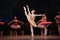 Principal Dancer Marianela Nunez as Gamzatti in Natalia Makarova's staging of Royal Ballet's production of La Bayadere