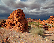 The Beehives in the Valley of Fire State Park, Nevada