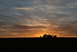 © Licensed to London News Pictures. 26/06/2015. <br /> <br /> Pictured: Stonehenge at sunset on the 26 June 2015<br /> <br /> Photo credit should read Max Bryan/LNP