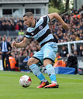 Football - 2016 /2017 Championship - Fulham vs Queens Park Rangers<br /> <br /> Conor Washington of QPR at Craven Cottage<br /> <br /> Credit : Colorsport / Andrew Cowie