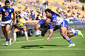 190316 Warriors v Bulldogs - NSW Cup