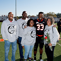 Football vs San Diego Senior Day