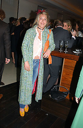 COZMO JENKS at a party to celebrate the opening of Maze - a new Gordon Ramsay restaurant at 10-13 Grosvenor Square, London W1 on 24th May 2005.<br /><br />NON EXCLUSIVE - WORLD RIGHTS