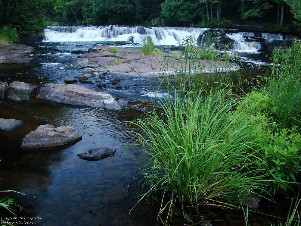 Bond Falls Area, Michigan's Upper Peninsula