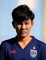 International Women's Friendly Matchs 2019 / <br /> Womens's Cyprus Cup Tournament 2019 - <br /> Nigeria v Thailand 3-0 ( Tasos Marko Stadium - Paralimni,Cyprus ) - <br /> Kanyanat Chetthabutr of Thailand