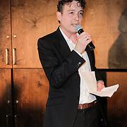 NLD/Amsterdam/20120503 - Lancering Rafael Magazine, Robert Heuvels