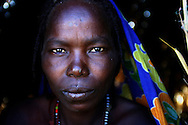 portrait of a Chadian woman