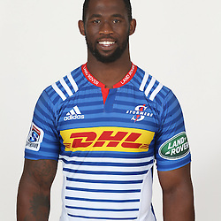 CAPE TOWN, SOUTH AFRICA - JANUARY 23: Siya Kolisi during DHL Stormers photocall session at High Performance Centre on January 23, 2017 in Cape Town, South Africa. (Photo by Carl Fourie/Gallo Images)