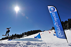 March 8th 2016 - Boarder Cross, Europa Cup Finals