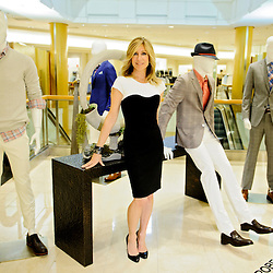 Saks Fifth Avenue Short Hills General Manager Karyn Benvenuto on April 2, 2014 at Saks Fifth Avenue in Short Hills, New Jersey.