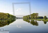 Flusslauf, Lech, Bayern, Deutschland