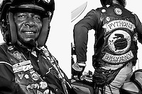 Sports Advertising Rally Bikers photo by Michel Leroy PHOTOGRAPHER