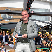 NLD/Amsterdam/20190606 - Talkies Terras Award 2019, manager Harbour Club