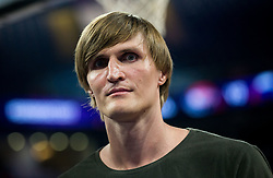 Andrei Kirilenko of Russia after the basketball match between National Teams of Croatia and Russia at Day 11 in Round of 16 of the FIBA EuroBasket 2017 at Sinan Erdem Dome in Istanbul, Turkey on September 10, 2017. Photo by Vid Ponikvar / Sportida