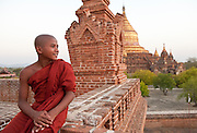 Bagan Myaw temple, Bagan, Burma:  4,000 temples in 26 miles radius, these ancient temples rival Angkor Wat as one of the greatest architectural sites of the world.