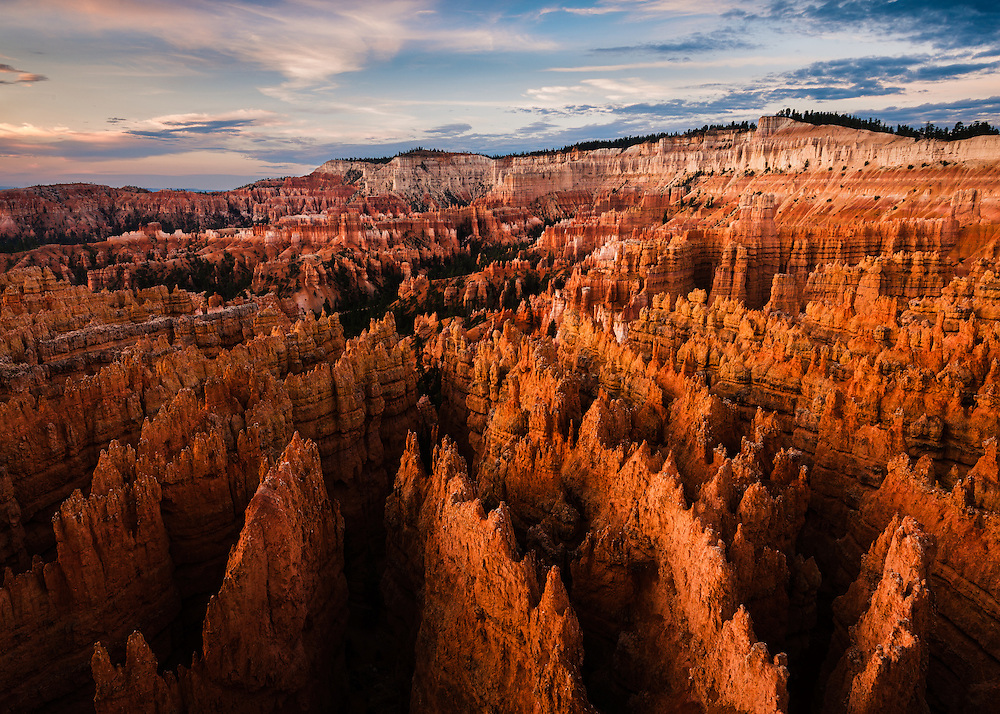 Bryce Canyon National Park in southern Utah.