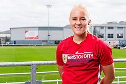 Alicia Johnson - Ryan Hiscott/JMP - 23/07/2018 - FOOTBALL - SGS College - Bristol, England - Bristol City Womens Signings
