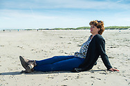 Social Media-shoot Bianca Mokkenstorm van Text on the Beach,