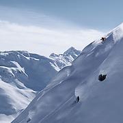 Freeride, Arlberg, Vorarlberg, Winter, Sascha Geist, Zürs am Arlberg