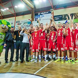 20150926: SLO, Basketball - SuperCup 2015, KK Tajfun Sentjur vs KK Krka Novo mesto
