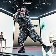 Billie Eilish performs at The Anthem in Washington, D.C..
