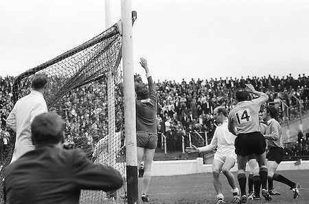08.08.1971 Football All Ireland Junior Semi Final Mayo Vs Tyrone