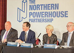 George Osbourne MP speaking at the launch of the Northern Powerhouse Partnership as he takes up his role as Chair of the new organisation<br /> <br /> (c) John Baguley | Edinburgh Elite media